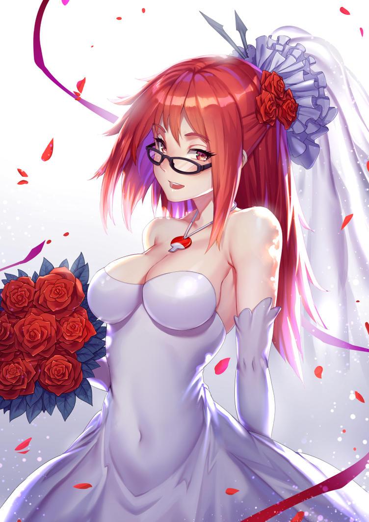 Karin Uchiha by Lightning-Spirit