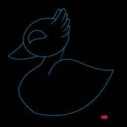 Neon Duck
