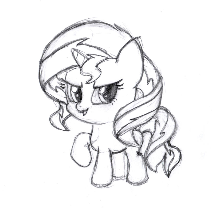sunset shimmer coloring pages - photo#2