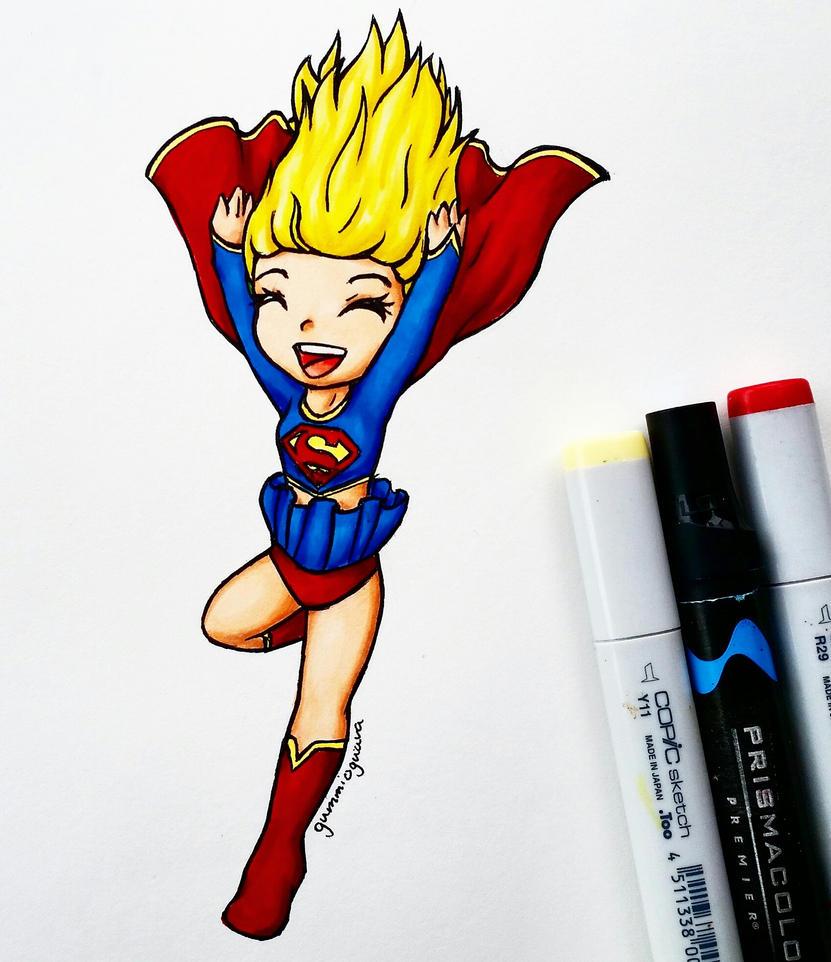 It's a bird! it's a plane! it's supergirls undies? by gummigator
