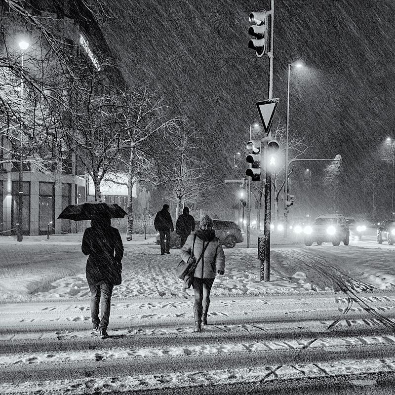 Snow by vamosver