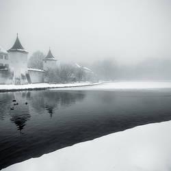 Blutenburg In the Winter