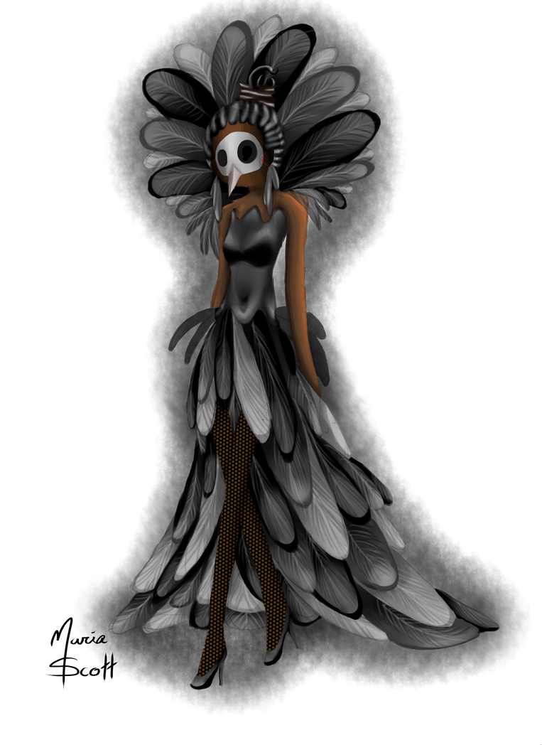 Dark Masquerade by HyperChronic