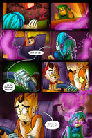 Mystery Skulls - GHOST - Page 1 by HyperChronic