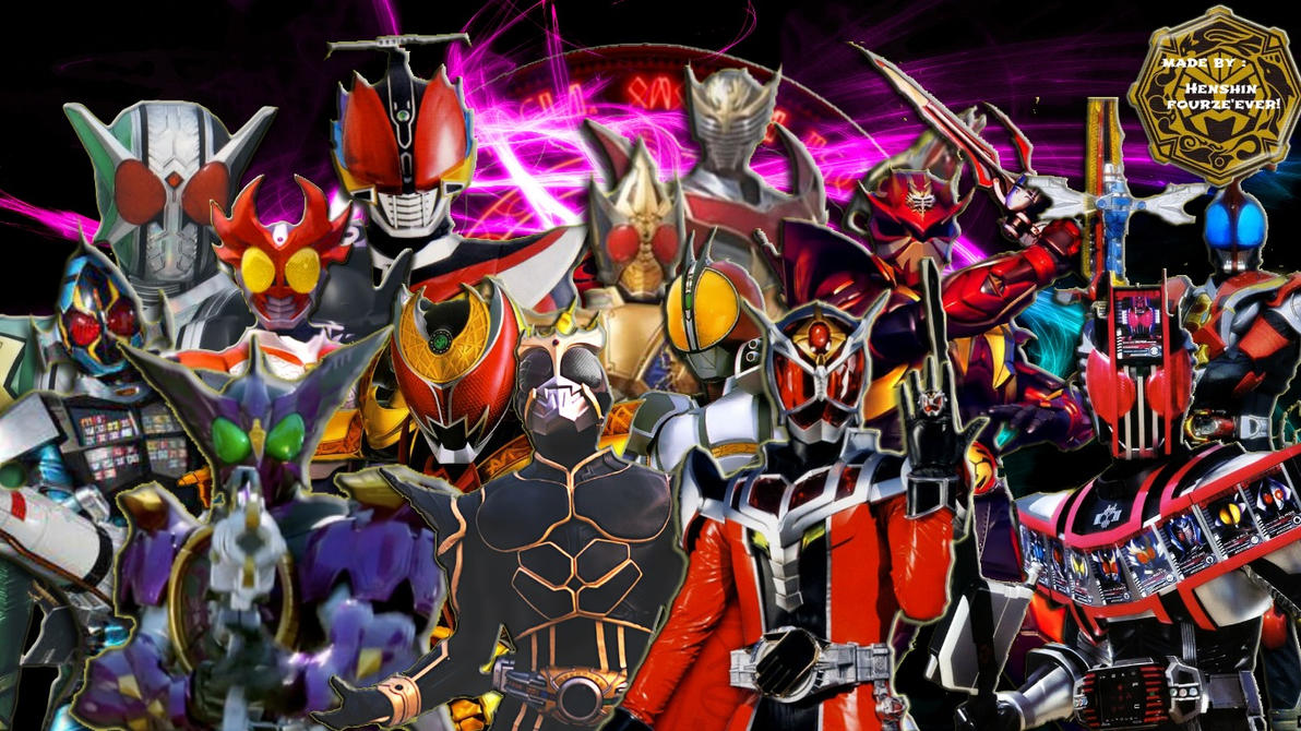 Kamen Rider Ultimate Form by DoubtTheWorld on DeviantArt