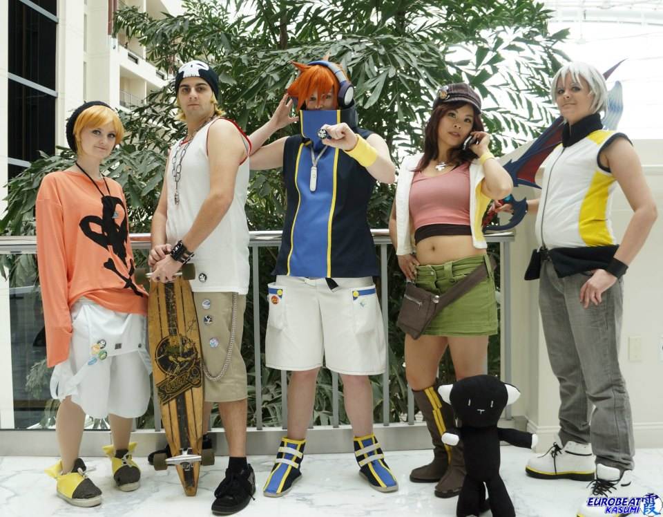 TWEWY+ KH:3D. by BalthierFlare