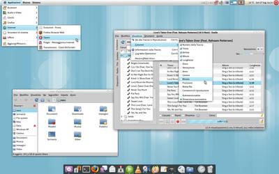 My Semplice-Sky Desktop by Nero44
