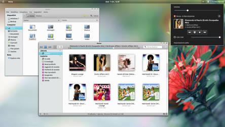 EquityOS desktop by Nero44