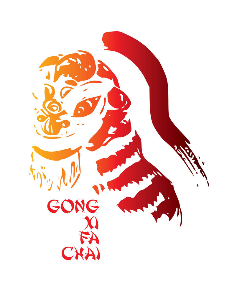 chinese new year logo by munafsin on deviantart