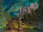 Castle on the Horizon