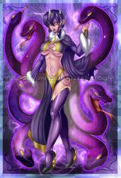 Snake Queen by yuureikun