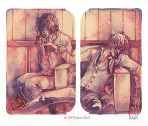 -an oldfashioned death- by CoeyKuhn