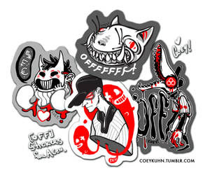 OFF STICKERS