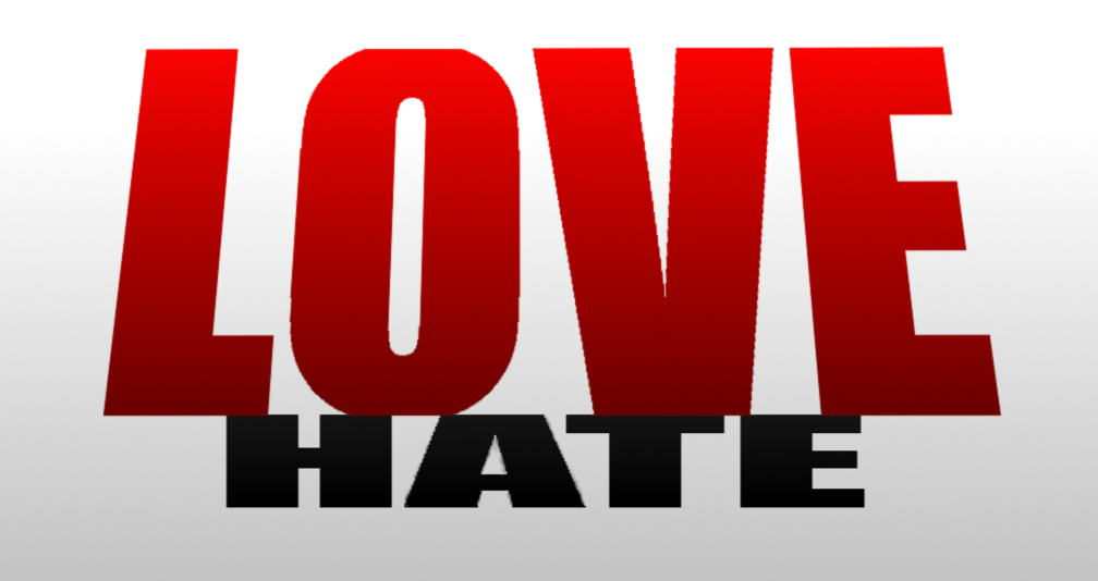 Love Conquers Hate by CallMeFinland on deviantART