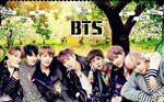 BTS #WALLPAPER