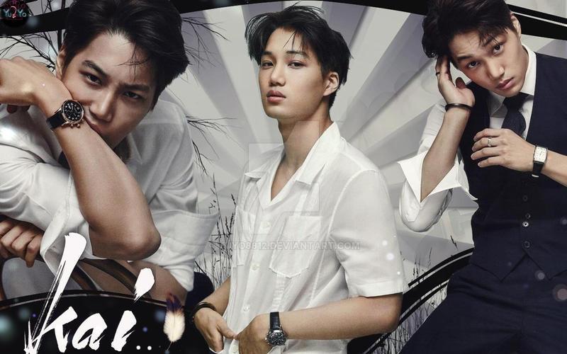 Photo Collection Exo Kai Wallpaper