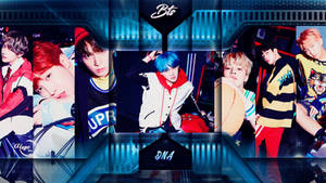 BTS_ DNA #WALLPAPER by YUYO8812
