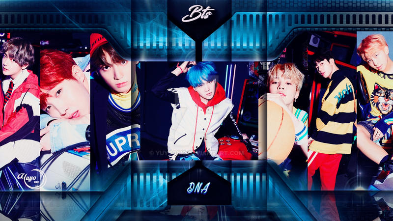 bts  dna  wallpaper by yuyo8812 dbovgi3