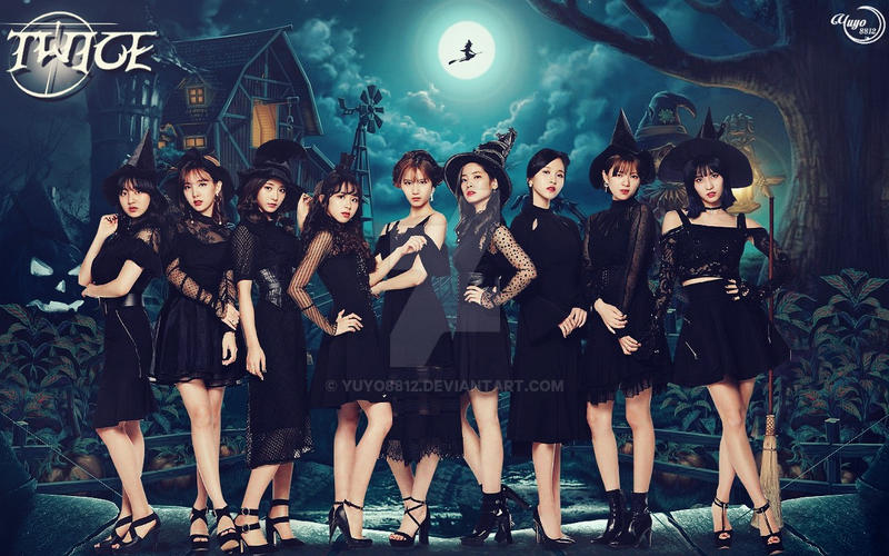 TWICE ONE MORE TIME #WALLPAPER by YUYO8812