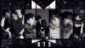 BTS _ FAKE LOVE #WALLPAPER by YUYO8812