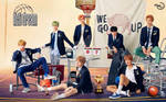 NCT DREAM_ WE GO UP #WALLPAPER by YUYO8812