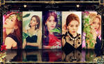 SNSD-OH GG_ LIL TOUCH#WALLPAPER by YUYO8812