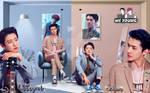 EXO_CHANYEOL X SEHUN_ WE YOUNG #WALLPAPER by YUYO8812