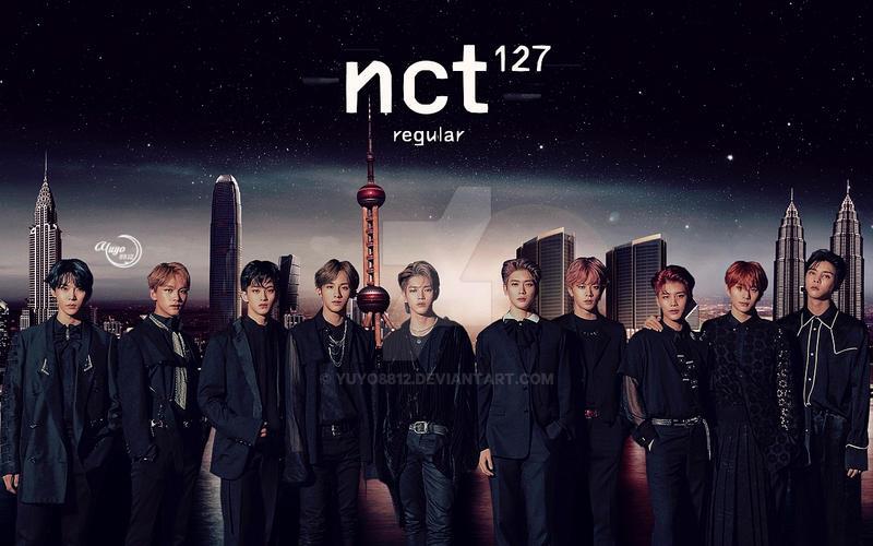 NCT 127_REGULAR #WALLPAPER by YUYO8812