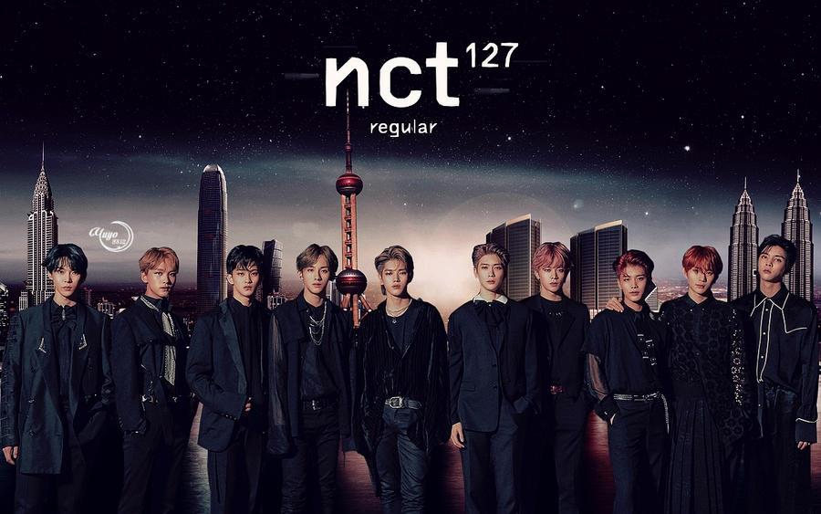 NCT 127_REGULAR #WALLPAPER By YUYO8812 On DeviantArt