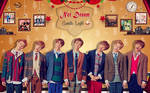NCT DREAM_ CANDLE LIGHT #WALLPAPER by YUYO8812