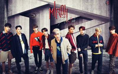 STRAY KIDS  MIROH #WALLPAPER by YUYO8812