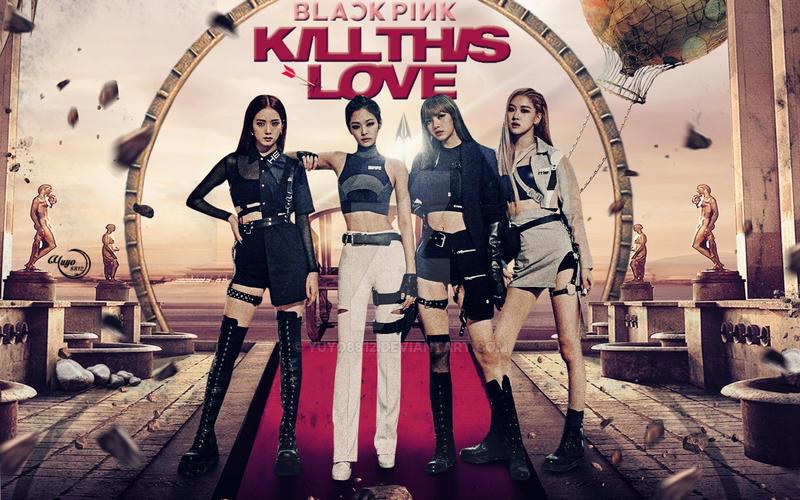 Blackpink Kill This Love Wallpaper By Yuyo8812 On Deviantart