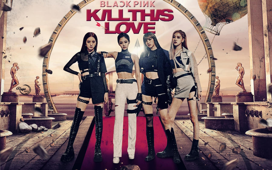 BLACKPINK KILL THIS LOVE #WALLPAPER by YUYO8812 ...