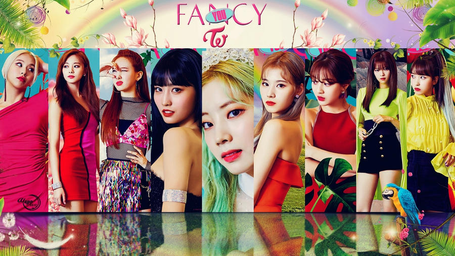 TWICE FANCY YOU #WALLPAPER by YUYO8812