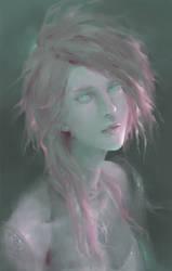 Lightning-Final Fantasy by orangesekaii