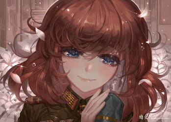 I would love you beyond death by orangesekaii