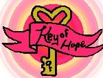 Paint Key of Hope by smileys-4-eva