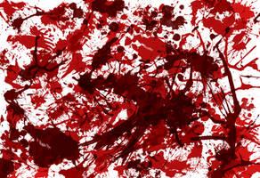 Free texture - Blood Splatter by smileys-4-eva