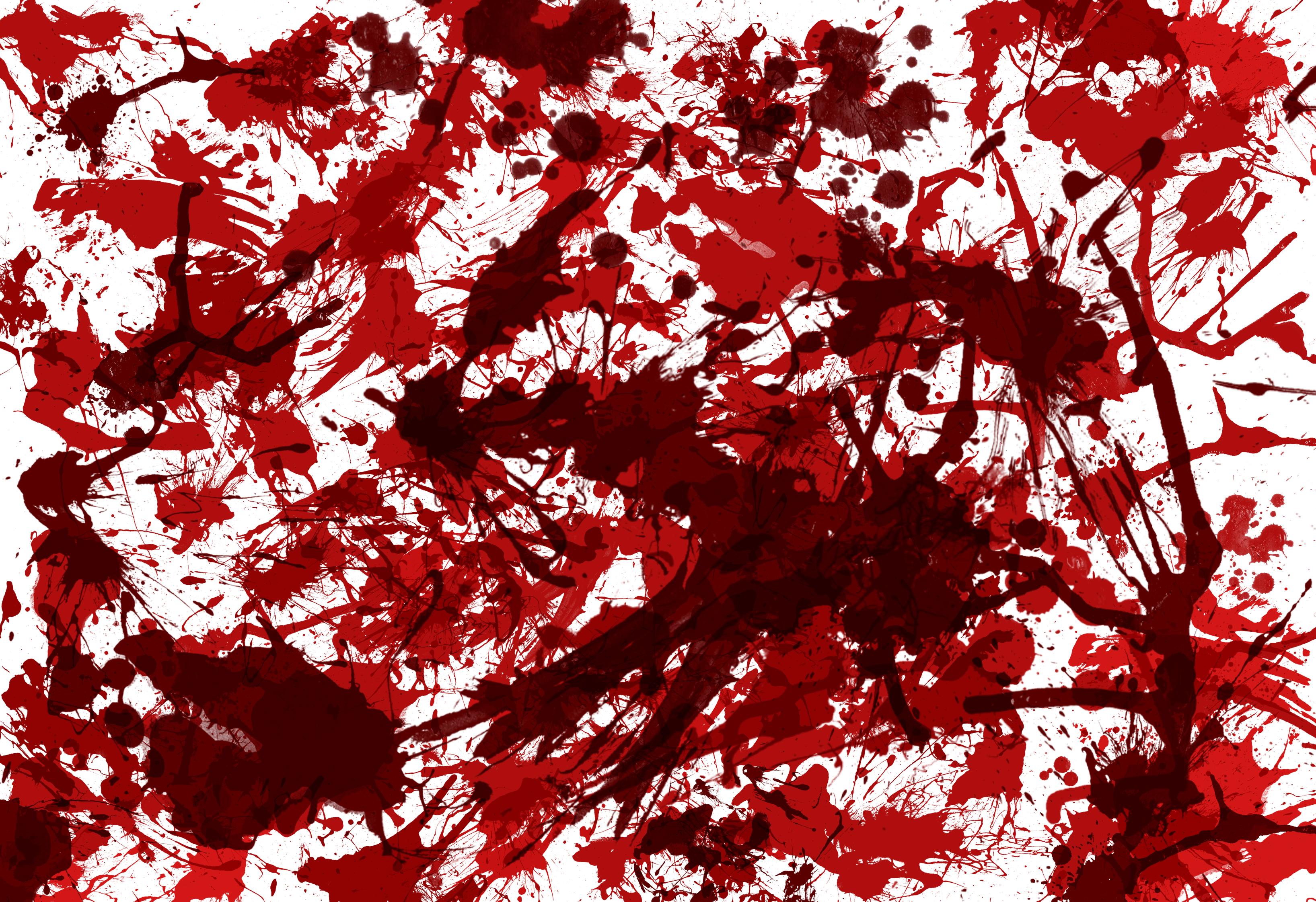 texture - Blood Splatter Blood