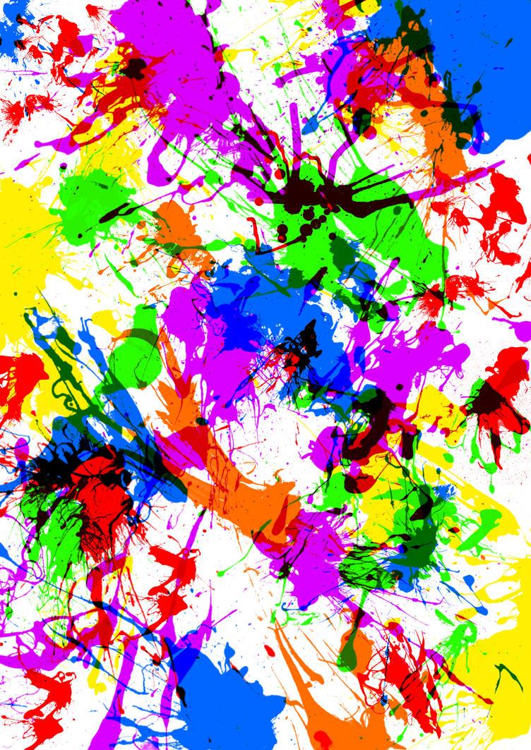 Free texture Paint splatter by smileys 4 eva on DeviantArt