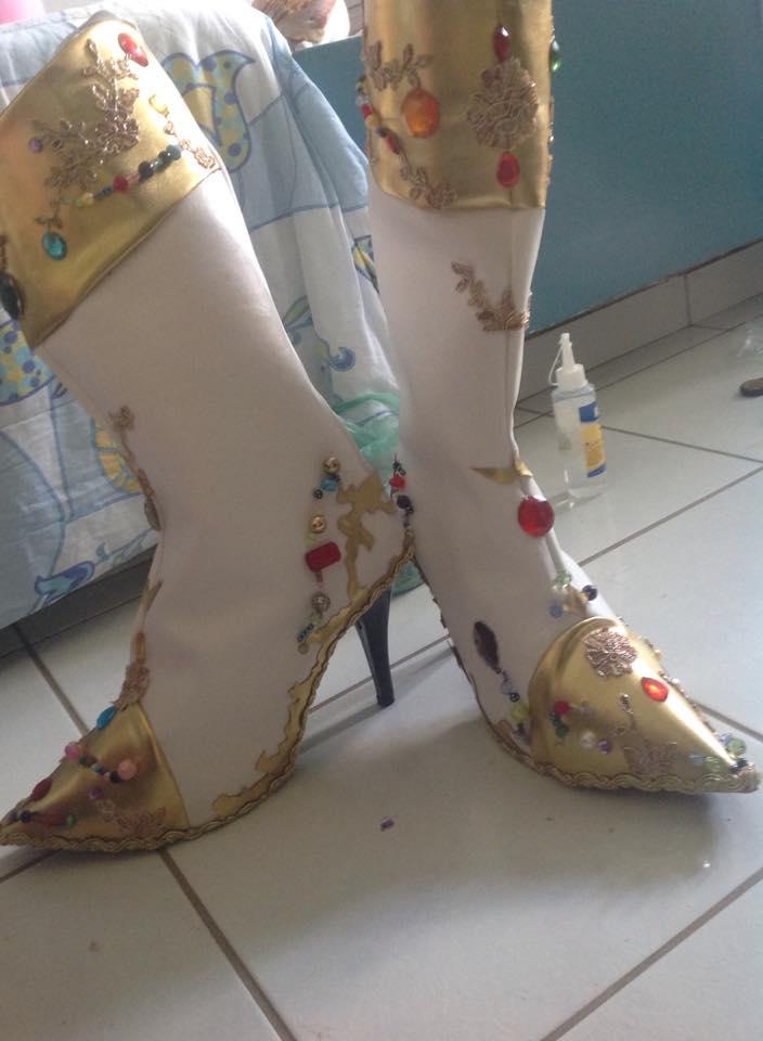 Setzer boots (WIP) by Pokeeeeee