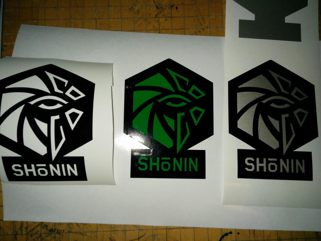 Shonin ELN - Decal by Busker3000