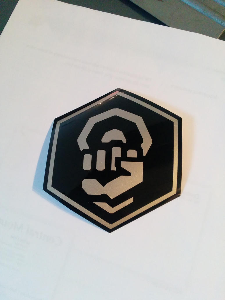Guardian Badge - Decal by Busker3000