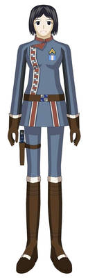 Corporal Isara Gunther