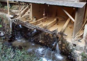 Water Scoop Mill