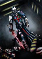 Infinity Knight of Santiago by k1lleet