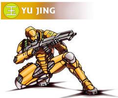 Zuyong Invincible Terracotta Soldier by k1lleet