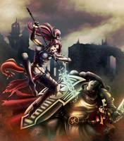 Shield of Faith by k1lleet