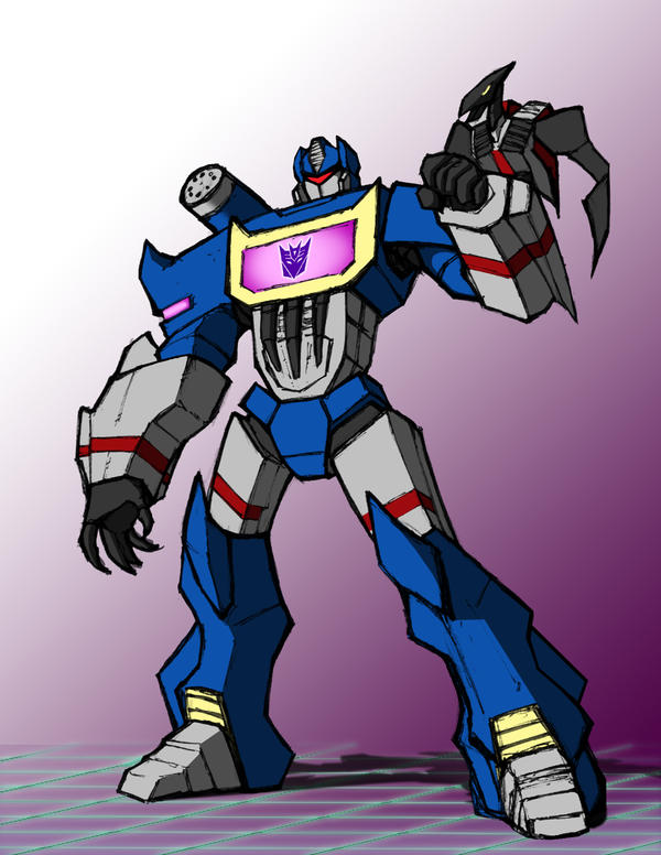 Soundwave by k1lleet
