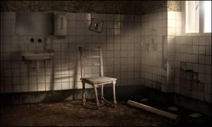 Abandoned Hospital II by Damiano79